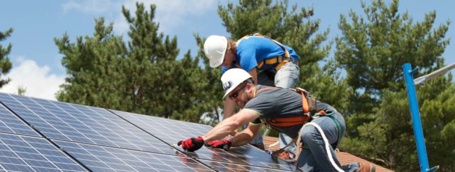 July: On-Site Solar Training at MREA!