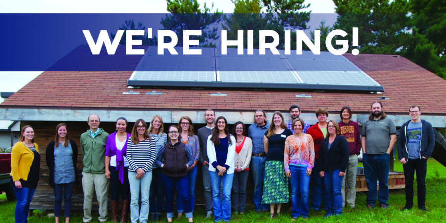 We're Hiring: Program Support Specialist