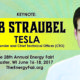 Reserve your seat for JB Straubel Keynote at WI Energy Fair.