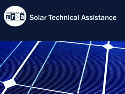MREA Offers Solar Technical Assistance