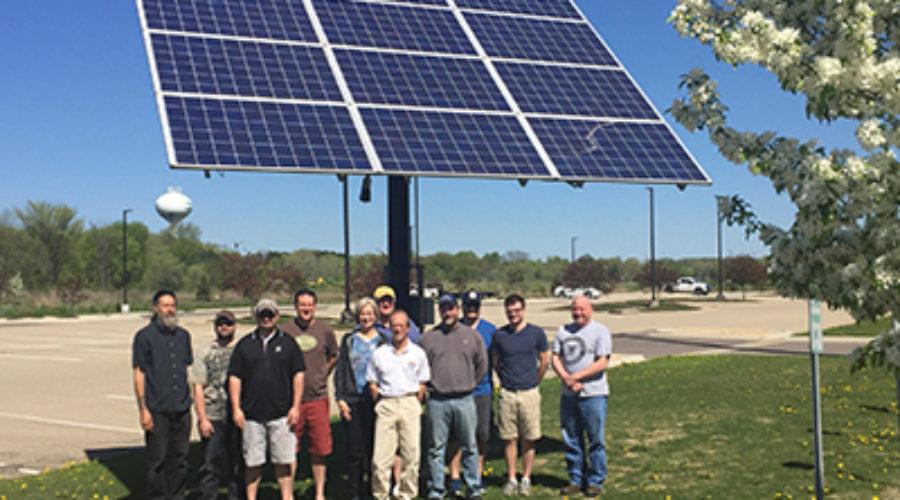 Customized Solar Training