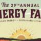Energy Fair Lineup Released