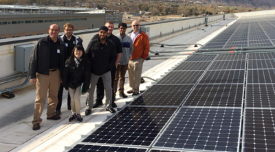 MREA's PV Development for Institutions Guides 14 Universities Through Solar Development Process