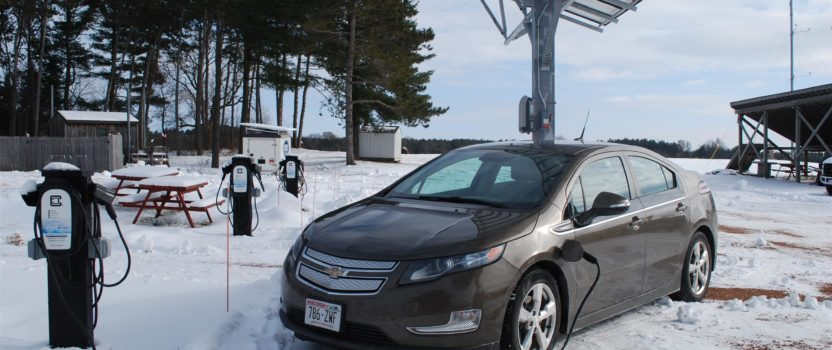Winter Tips for Electric Vehicles