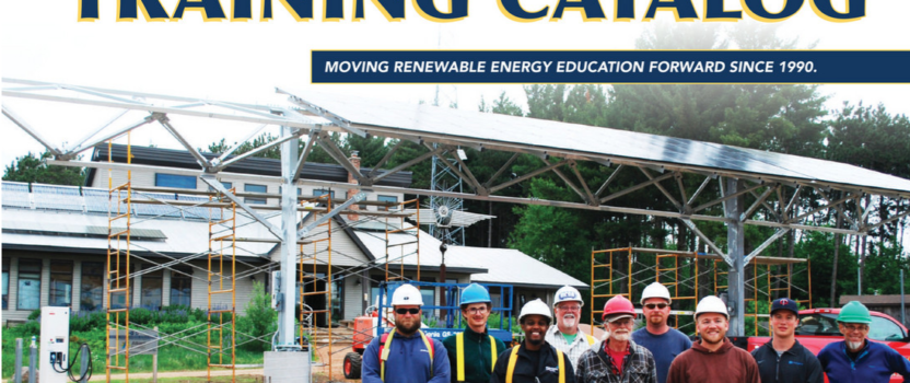 2019 Training Catalog