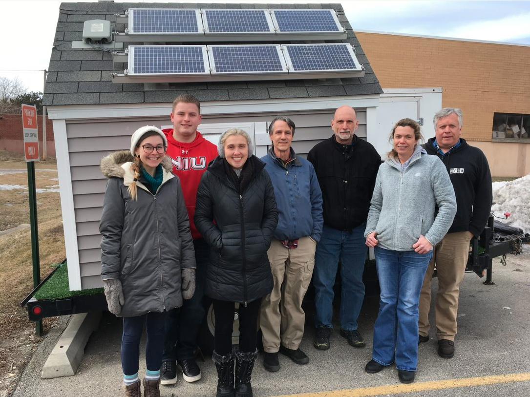 Solar Training Academy | Midwest Renewable Energy Association