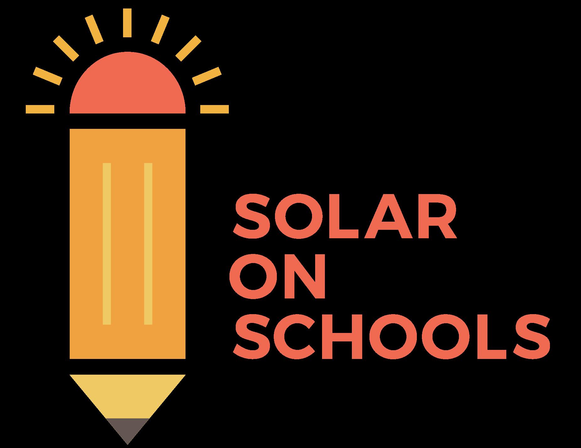 Solar on Schools Logo