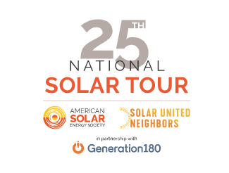 ASES 25th National Solar Tour – Live Virtual Experience