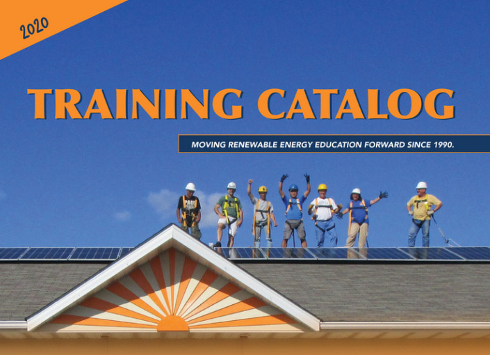 2020 Training Catalog Out Now