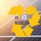 The Importance of a Circular Economy for End-of-Life PV Modules in the U.S.