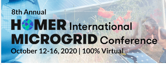 8th Annual HOMER International Microgrid Conference