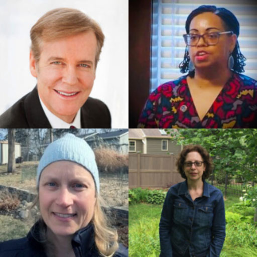 Introducing 2021 Board of Directors Officers