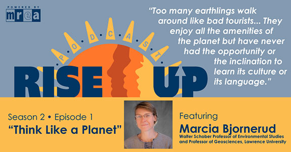 Listen to Our Latest Podcast Episode: Think Like a Planet