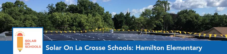 Solar on La Crosse Schools: Hamilton Elementary